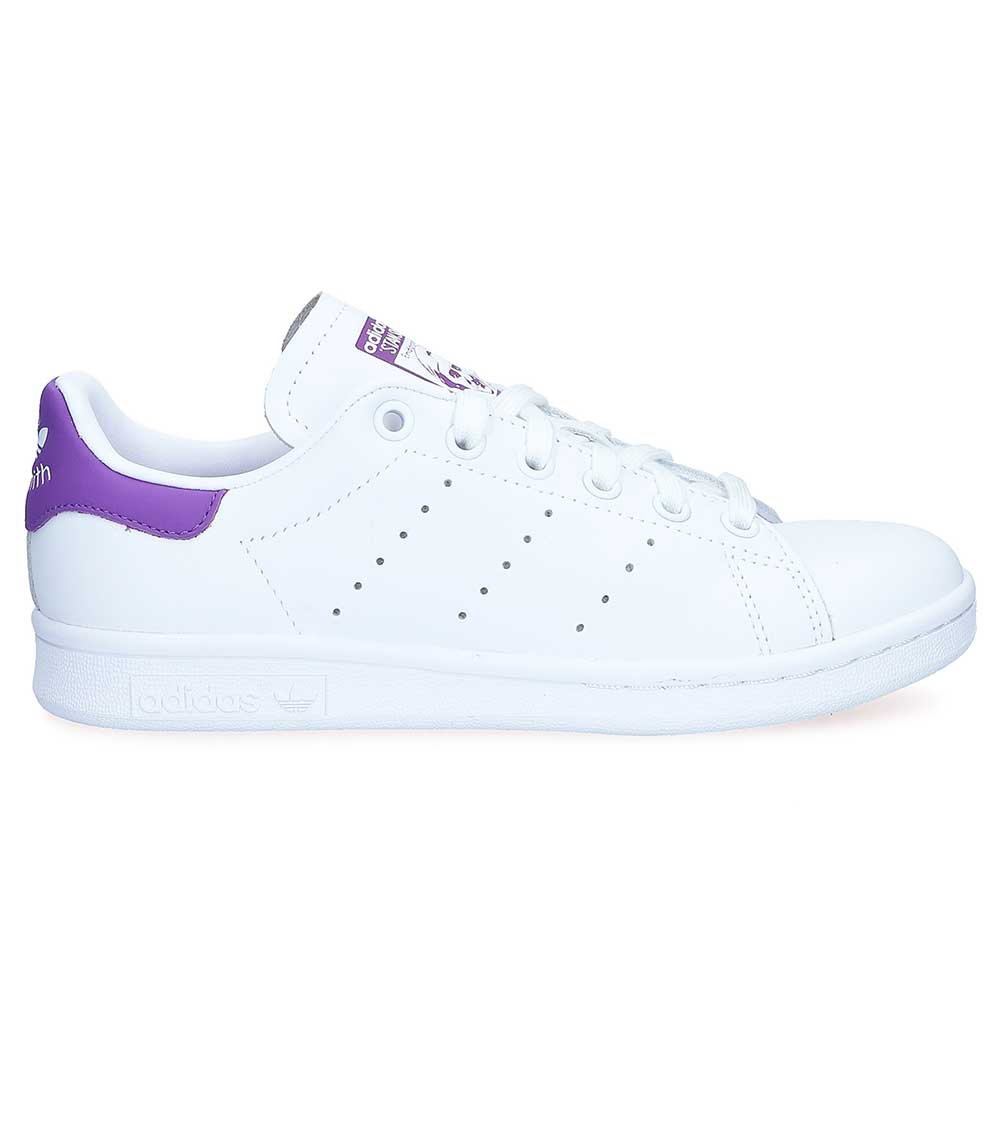 Sneakers Stan Smith Blanc/Violet