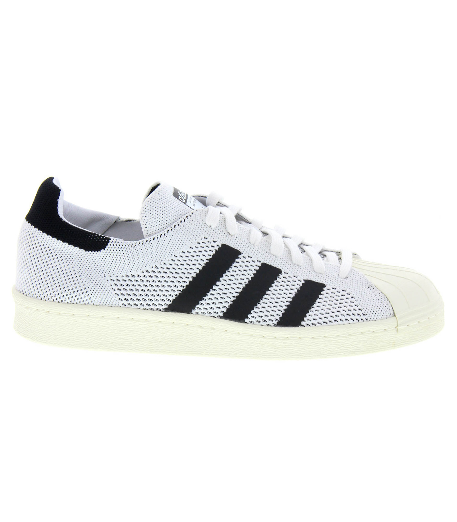 Sneakers Superstar 80s Primeknit Blanc/Noir
