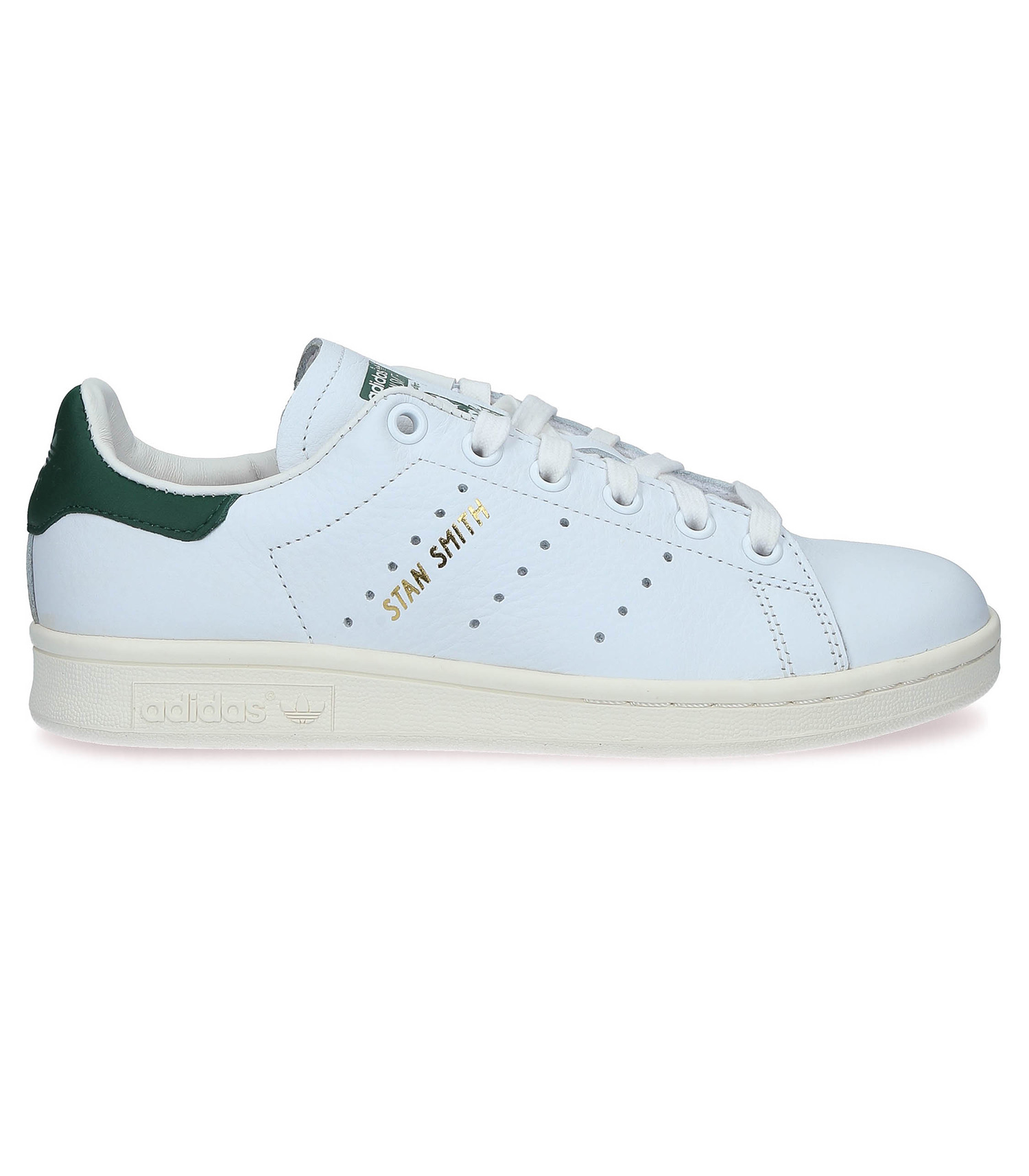 Sneakers Stan Smith BlancVert adidas Originals Jane de Boy